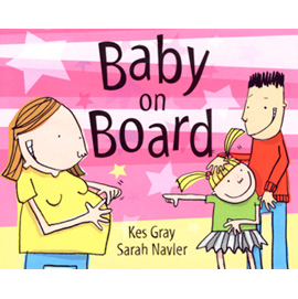 Baby on Board by Kes Gray | ISBN 9780340878019