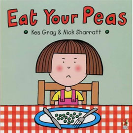 Eat Your Peas by Kes Gray | ISBN 9780099404675
